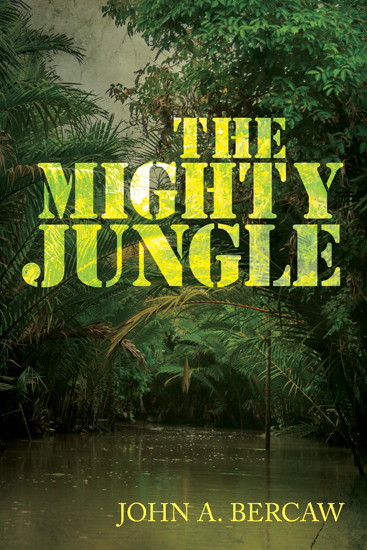 The Mighty Jungle Front Cover